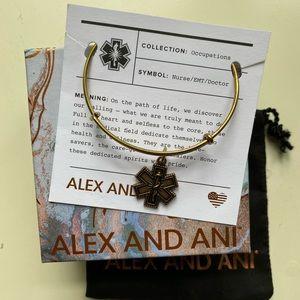 "Alex and Ani ""Occupations"" Bracelet"